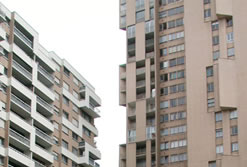 Housing estate: Avenue de Flandre, Paris